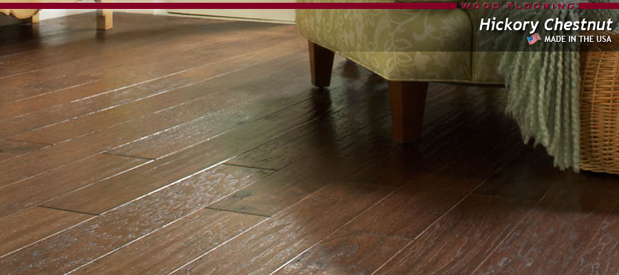 ... Millstead Hickory Chestnut ... - Millstead Wood Floors